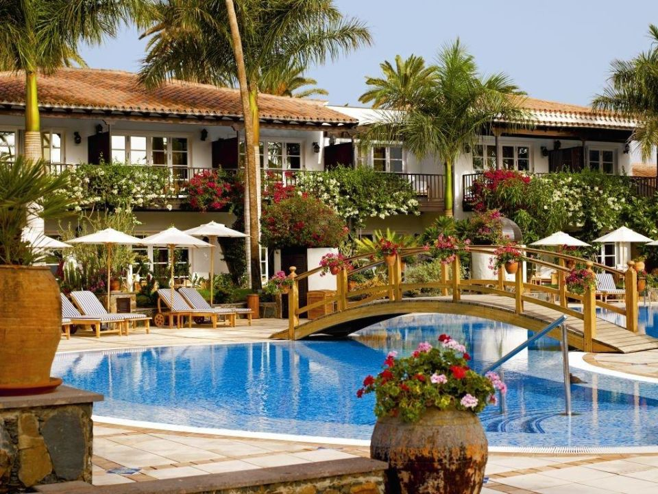 Pool Seaside Grand Hotel Residencia Meloneras Holidaycheck