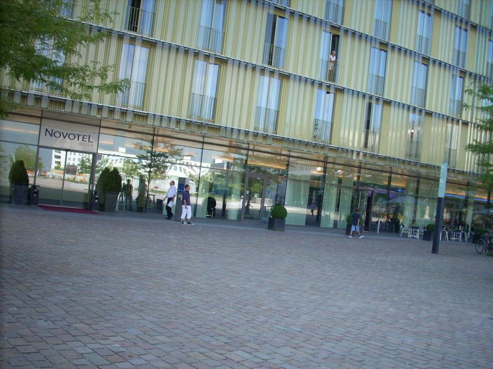 Das Hotel Hotel Novotel München Messe