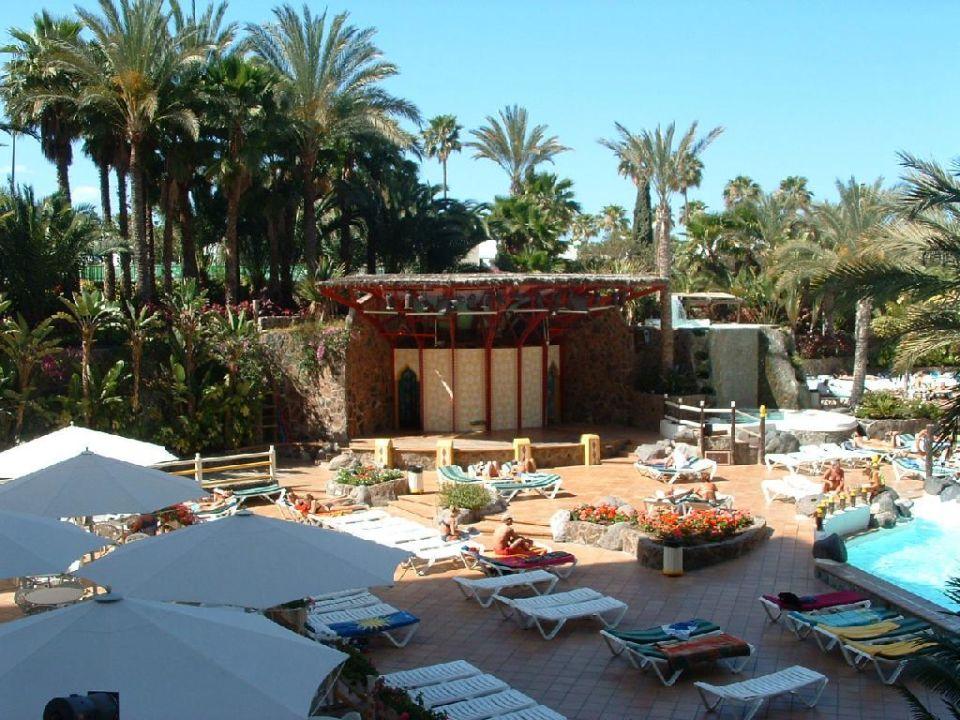 Sommerterrasse IFA Buenaventura Hotel