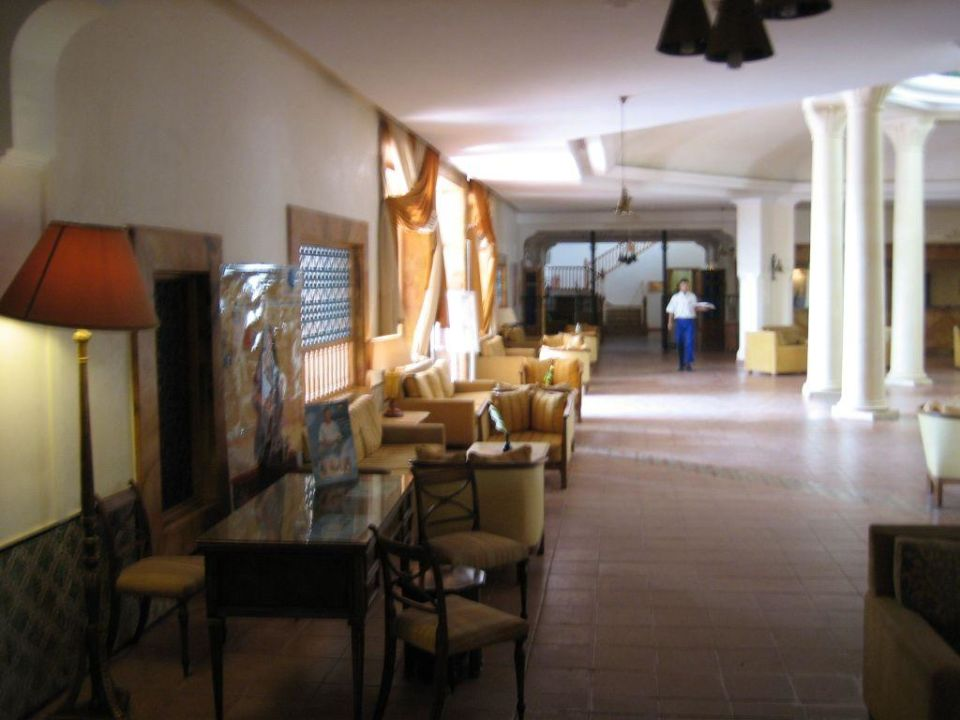 in der Halle Hotel Medina Belisaire & Thalasso