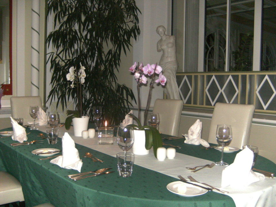 Restaurantstüberl Hotel Panhans