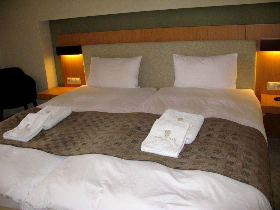 Gemutliches Bett Hotel Philippos Xenia Serres Holidaycheck
