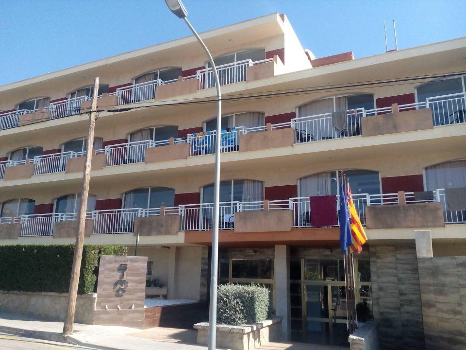 Bild aparthotel club simo in cala millor zu aparthotel for Aparthotel corse
