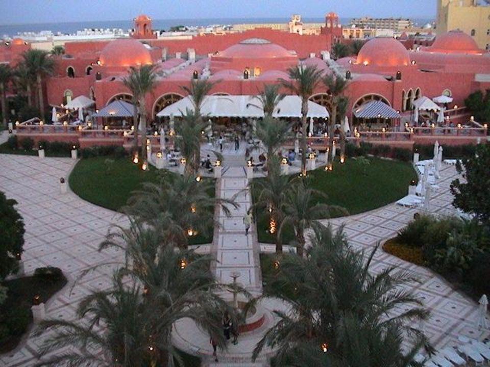 Blick auf den Speisesaal Grand Resort The Grand Resort