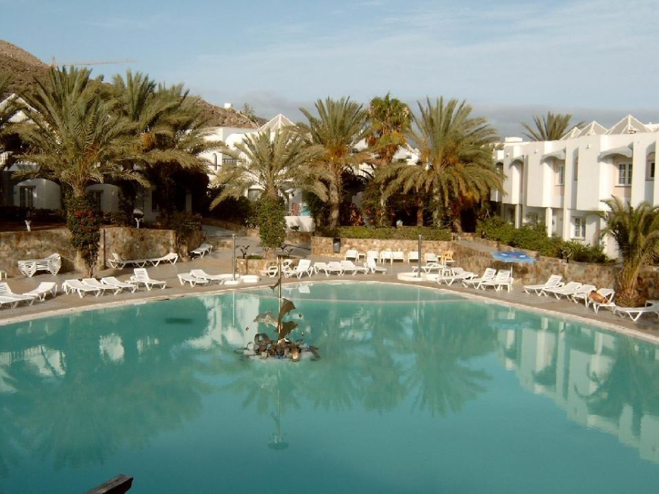 Pool der Villas Tropical Villas Stella Jandia  (geschlossen)