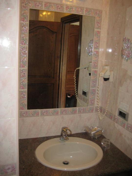 Badezimmer Hotel Royal Palm Terme & Parco San Marco