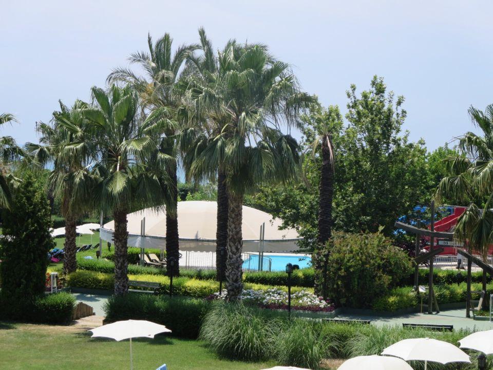 Trendy Aspendos Beach Hotel Side