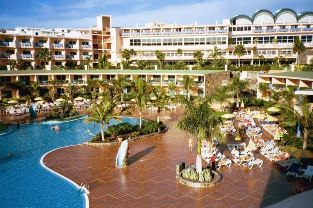 Costa Calma, Club Hotel Drago Park, Blick PrimaSol Drago Park
