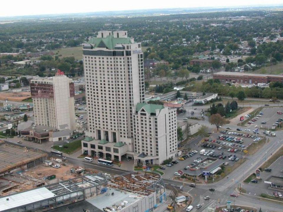 Hilton Niagara Falls Hotel Hilton Niagara Falls / Fallsview