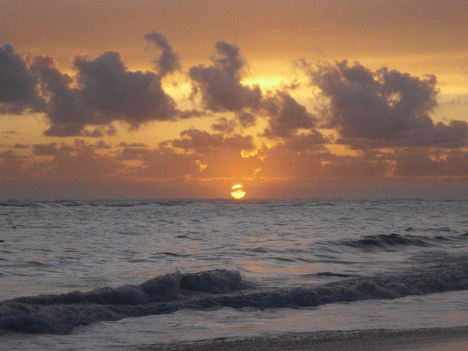 Sonnenaufgang Hotel Riu Palace Punta Cana