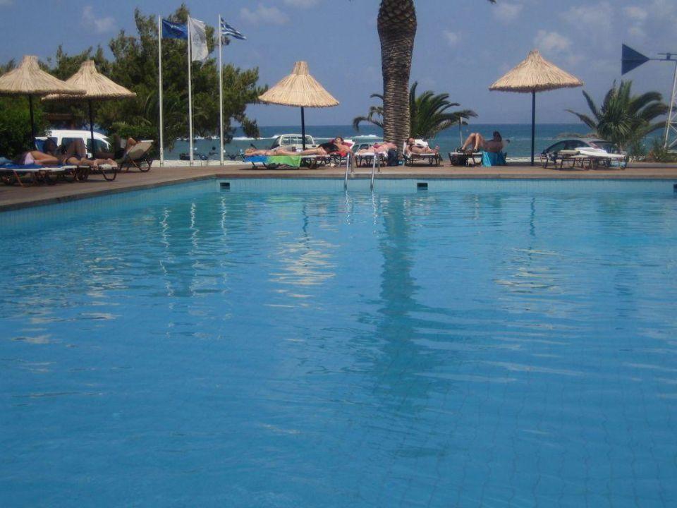 Wunderschöner Pool Hotel Hersonissos/Chersonissos Maris
