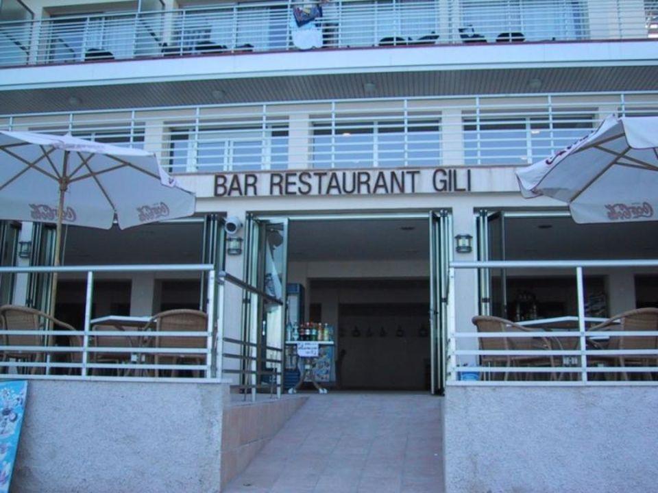 Hotel na Forana,  die Bar Gili Hotel Na Forana
