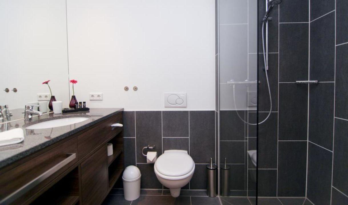 """bild """"badezimmer"""" zu factory hotel münster in münster"""