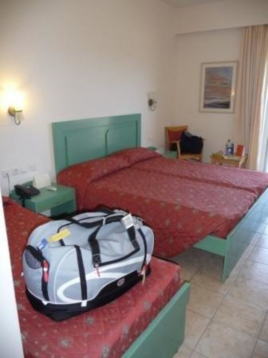 Doppelzimmer Grand Hotel Holiday Resort