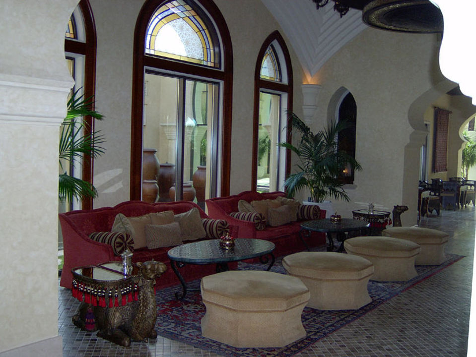 Eingangsbereich Hotel One&Only Royal Mirage - The Arabian Court