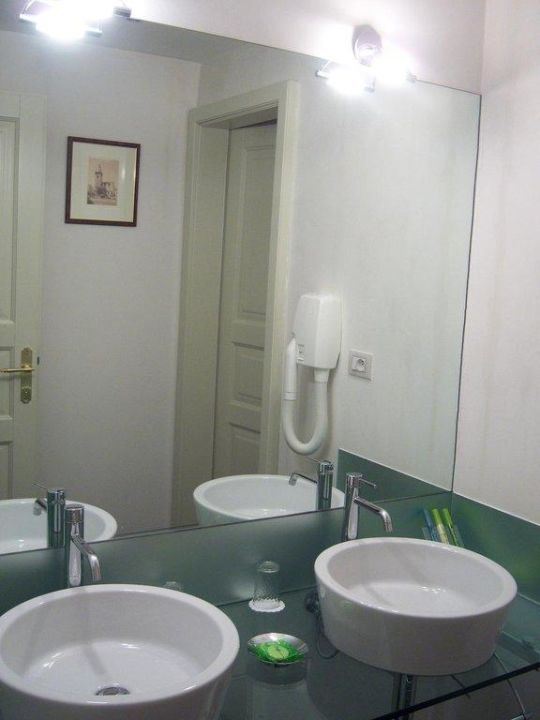 Badezimmer 351 Hotel Leonardo Prague