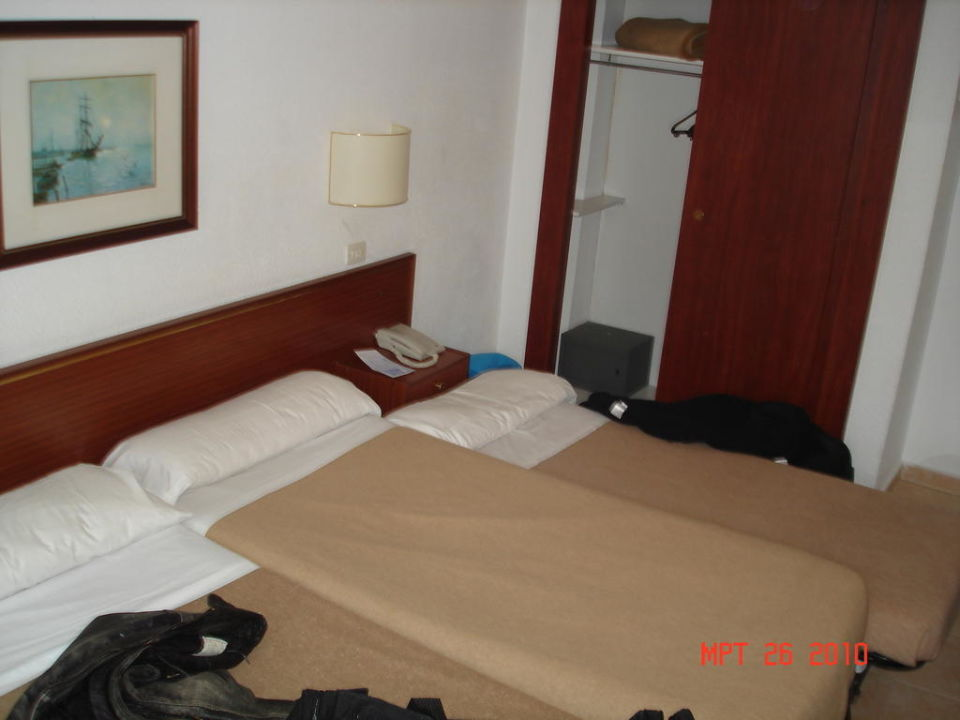 Zimmer 13 Hotel Evenia Olympic Park