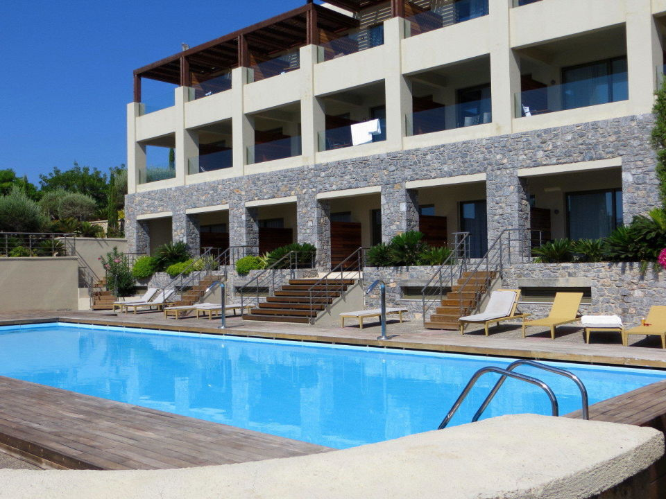 Wohneinheit Aquagrand Luxury Hotel Lindos In Holidaycheck