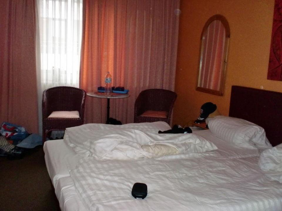 Hamburg Hotel Doppelzimmer