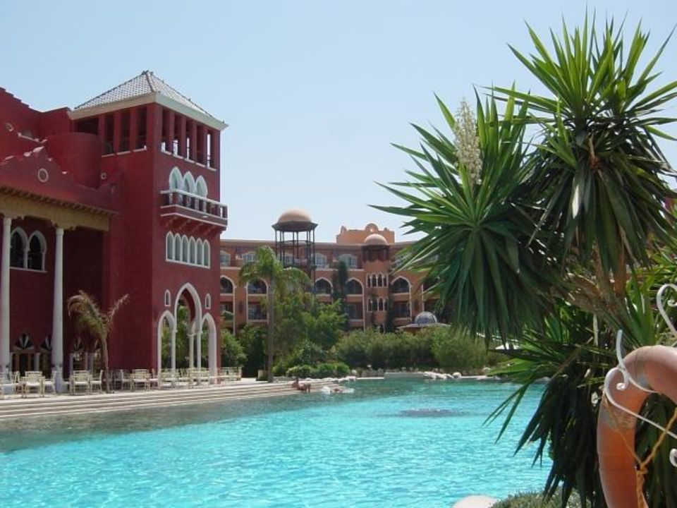 Pool Grand Resort (Hurghada) The Grand Resort
