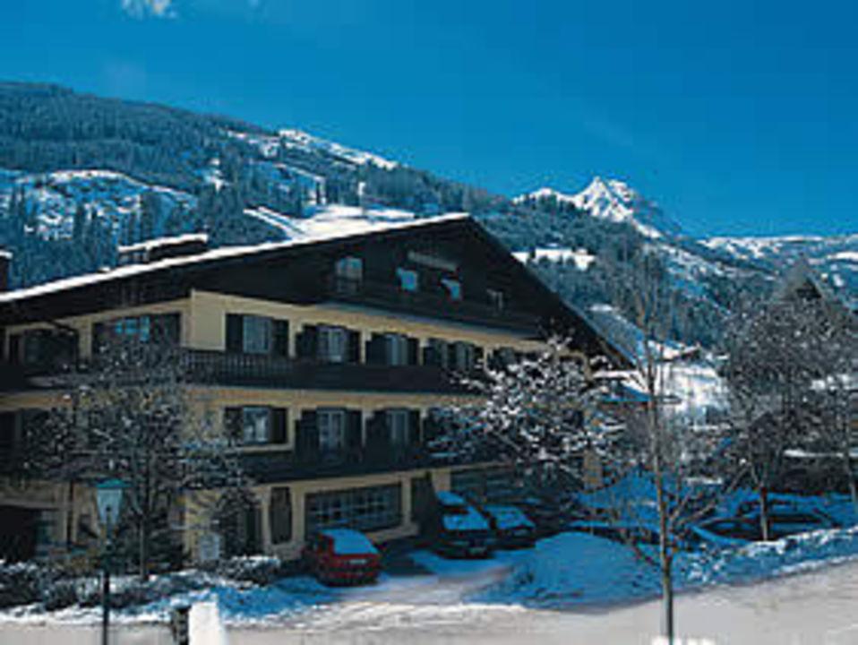 Römerhof im Winter Hotel Römerhof