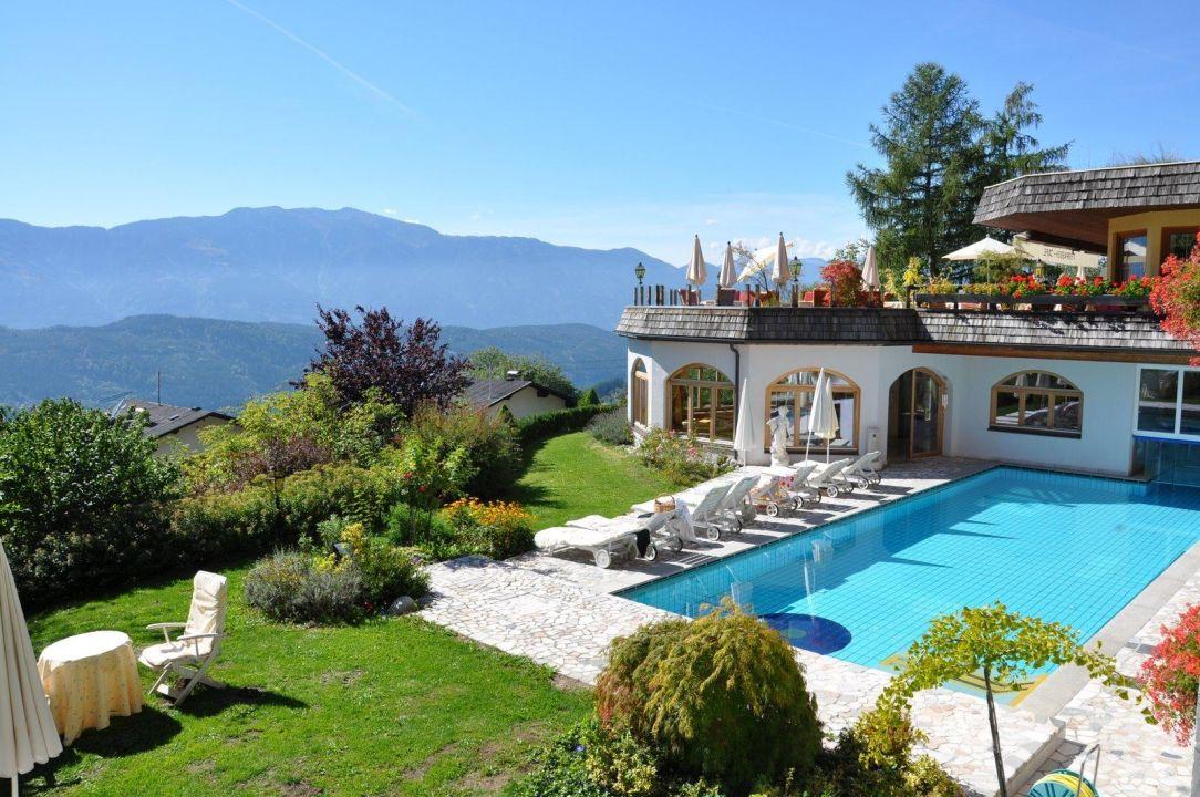 Schwimmbad Naturhotel Alpenrose