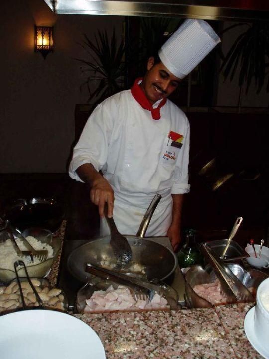 Mövenpick Hauptrestaurant Mövenpick Resort El Quseir