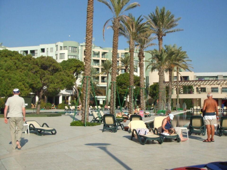 Außenansicht Limak Atlantis De Luxe Hotel & Resort
