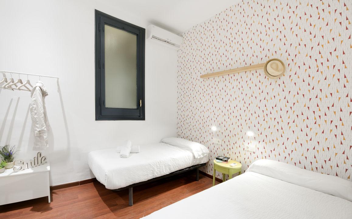 Zimmer Rodamon Barcelona Hostel
