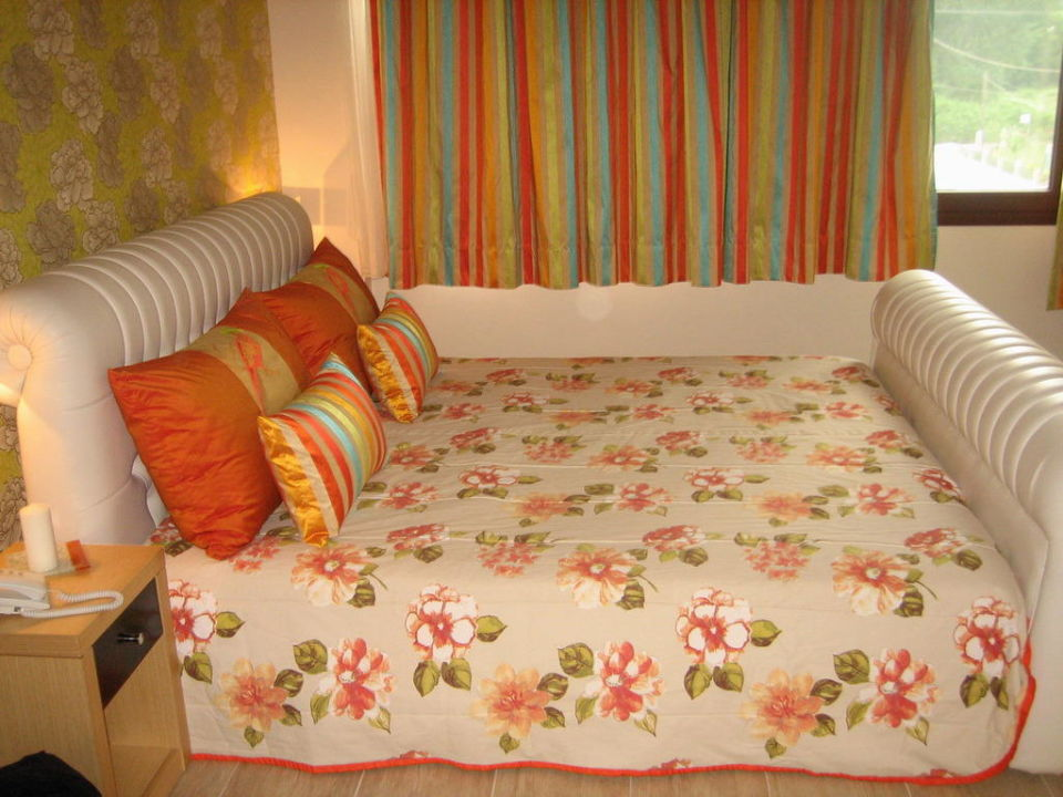 Ausblick vom Zimmer Hotel Alexandra Golden Boutique