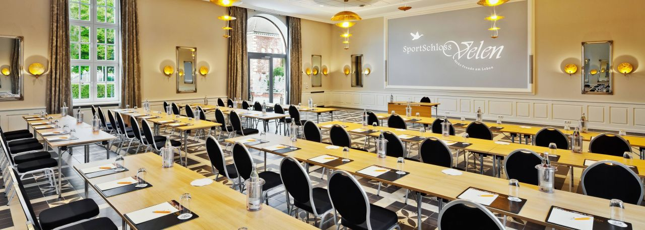 Tagungsraum Burgsteinfurt Hotel SportSchloss Velen