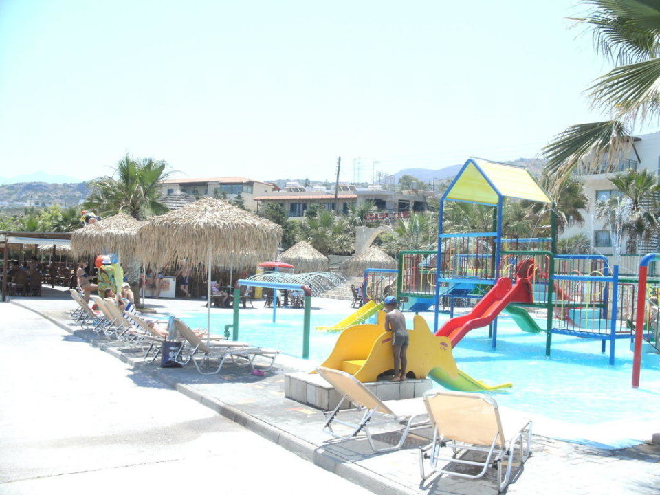 Kinderpool im Star Beach Hotel Royal Belvedere