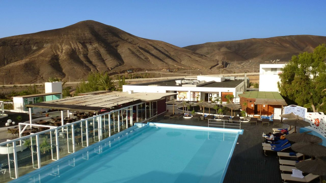 Relaxpool Allsun Hotel Esquinzo Beach Esquinzo Holidaycheck