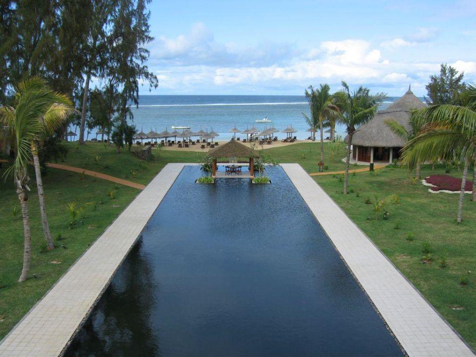 Schöne Aussichten! Outrigger Mauritius Beach Resort