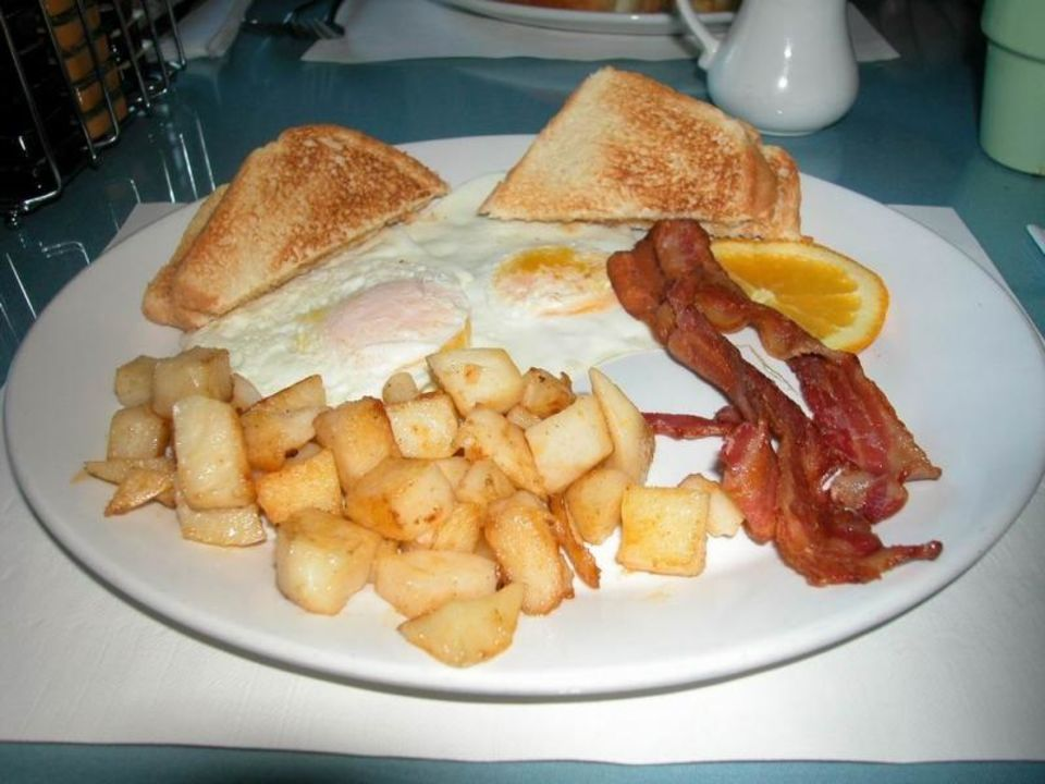 Breakfast Hotel Hilton Niagara Falls / Fallsview