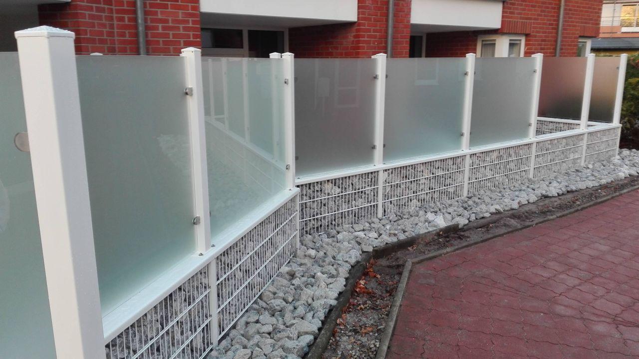 """neue exklusive terrasseneinfassung"""" appartementhaus seerose (grömitz"""