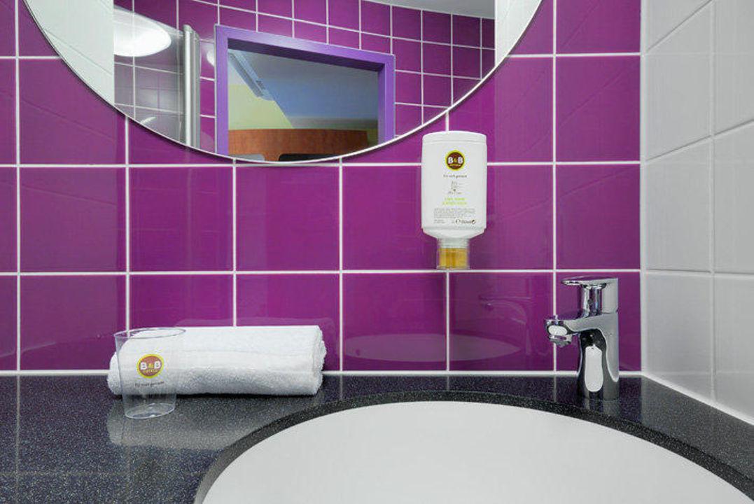 B b hotel stuttgart vaihingen badezimmer b b hotel - Badezimmer stuttgart ...