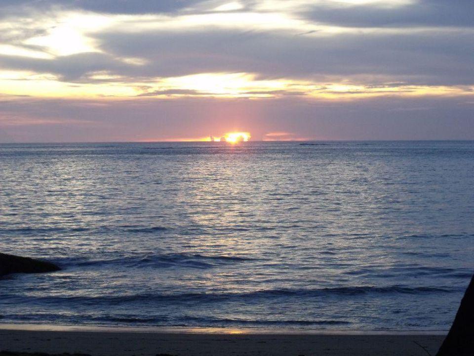 Sonnenuntergang Khaolak Emerald Beach Resort & Spa