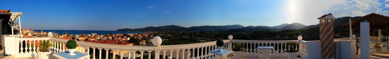Ausblick Villa Anesa