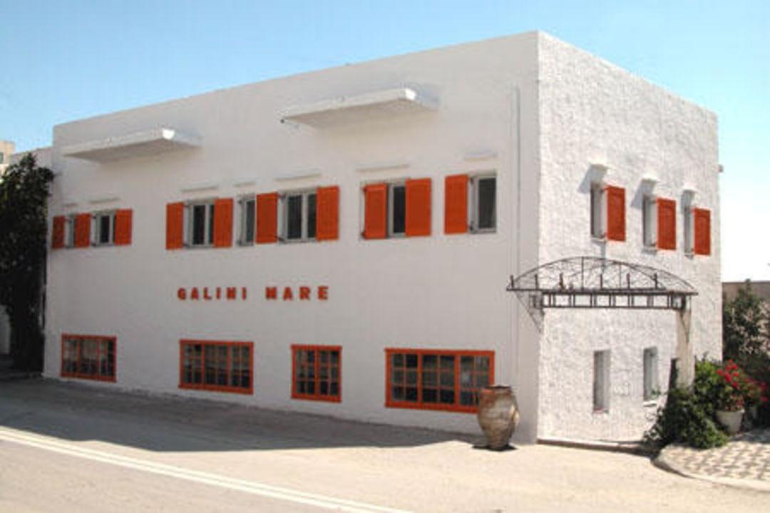 Hotelansicht Galini Mare Galini Mare Hotel