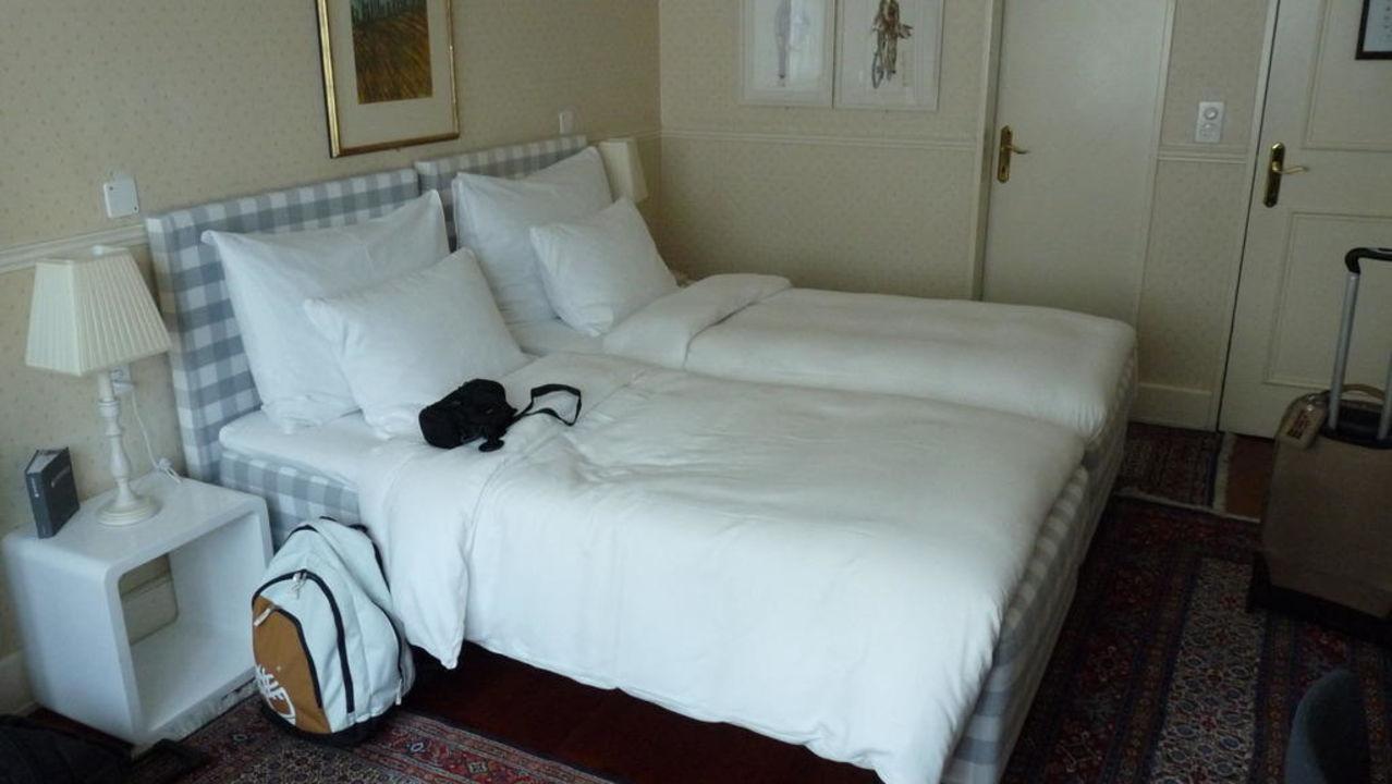 Hästens Betten zimmer 31 betten hästens perfekt hotel kindli zürich
