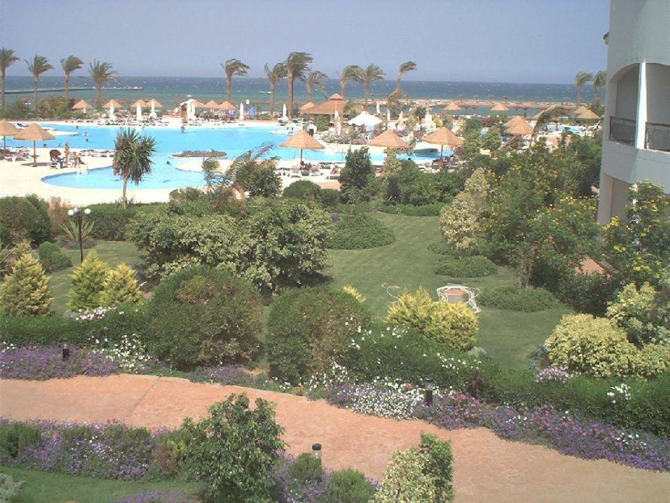 Aussenanlage 5 Hotel Grand Seas Hostmark Resort