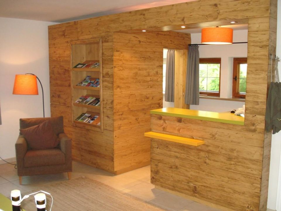 Wohnzimmer der Kat. C Oberstdorfer Ferienwelt