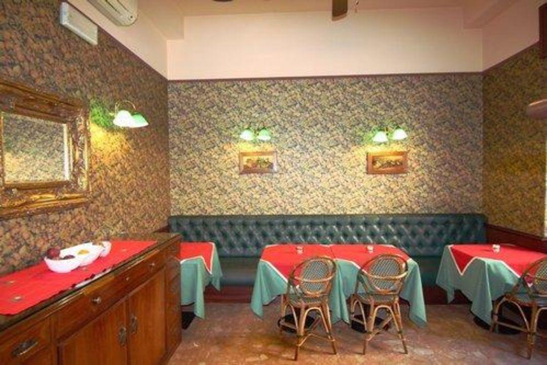 Sala tv Hotel Piemonte