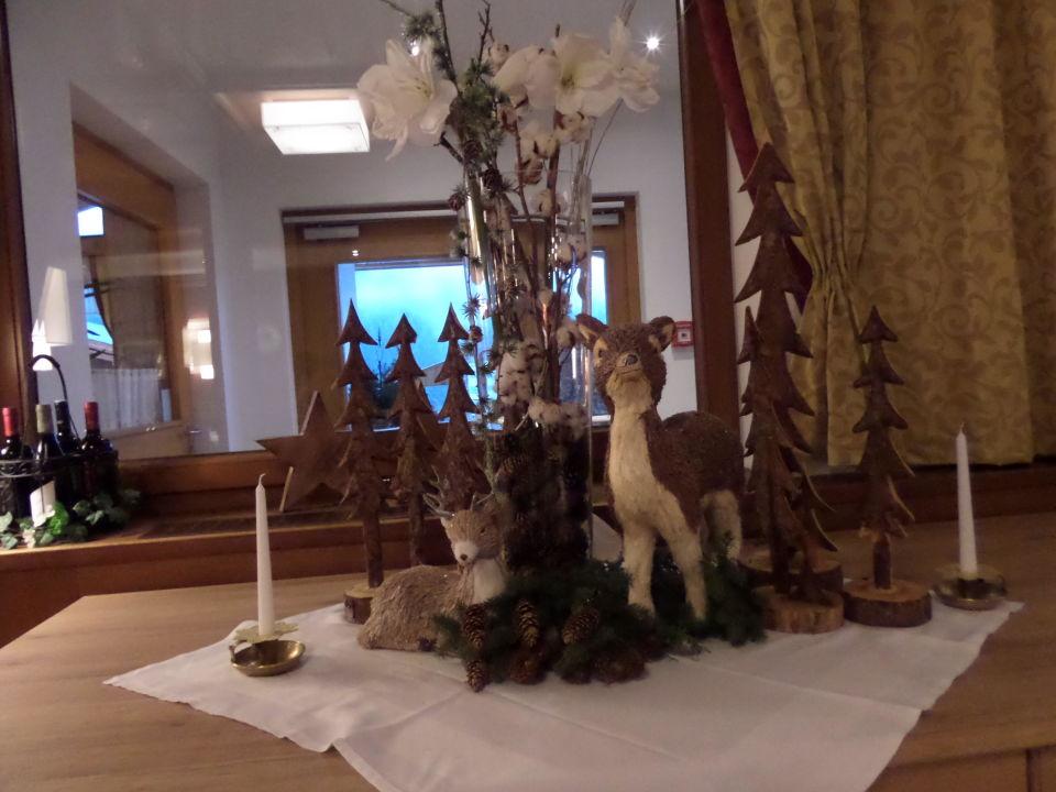 Weihnachtsdeko österreich.Weihnachtsdeko Hotel Alphof Alpbach Holidaycheck Tirol