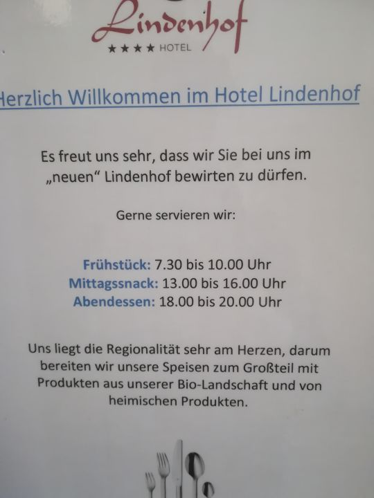 Sonstiges Hotel Lindenhof