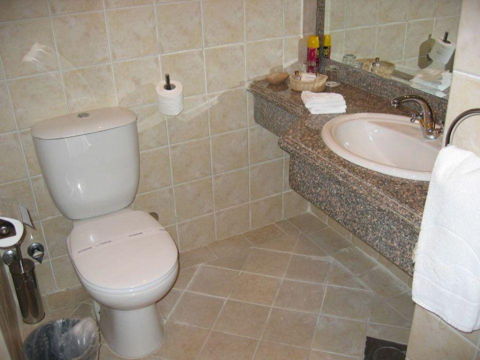 wc waschtisch im zimmer 5407 dana beach resort - Hotel Amsterdam Dusche Im Zimmer