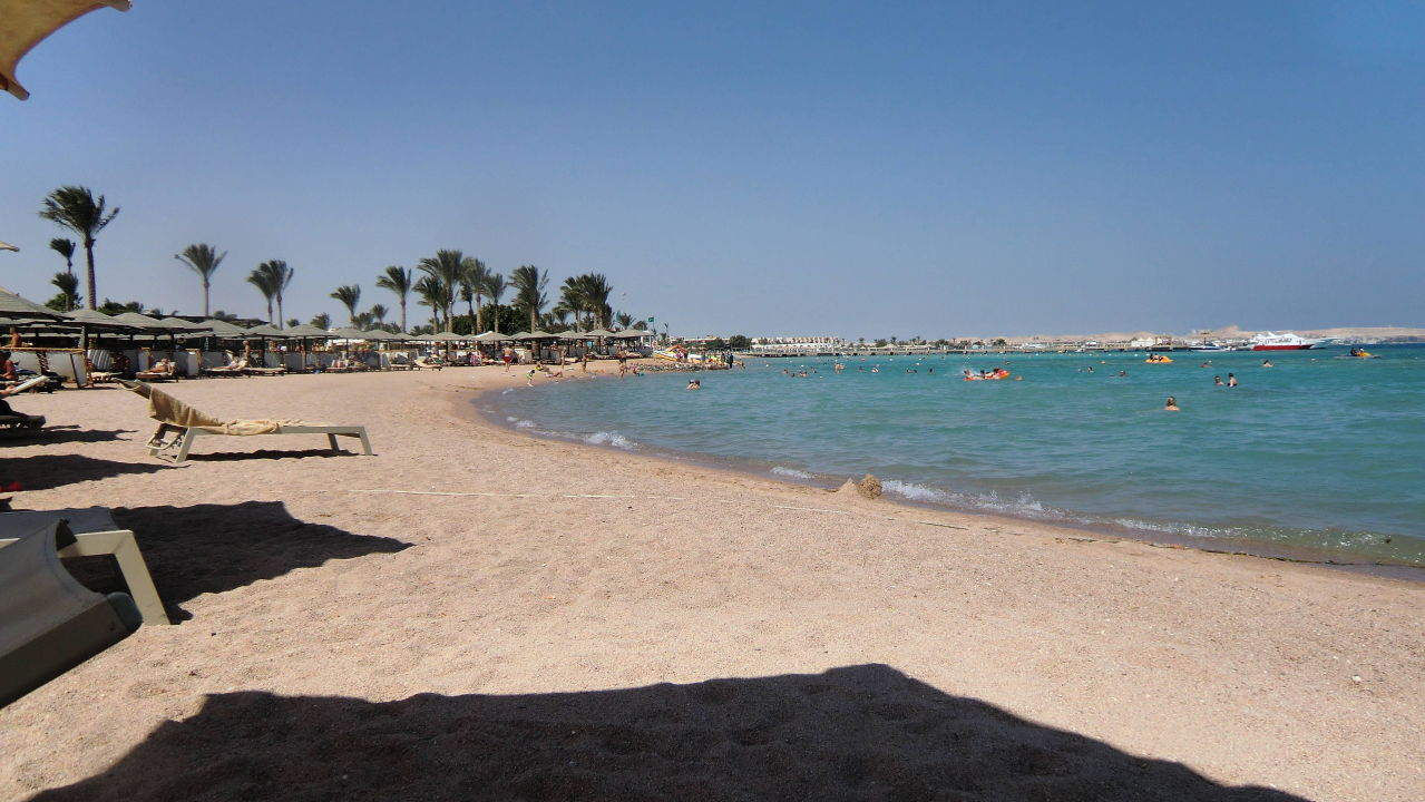 Schöner Strand Leider Kein Hausriff Steigenberger Aqua Magic