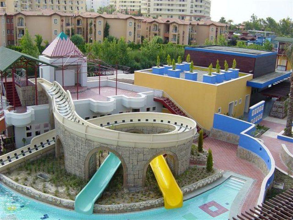 Xanthe Resort - Rutschen! lti Xanthe Resort & Spa