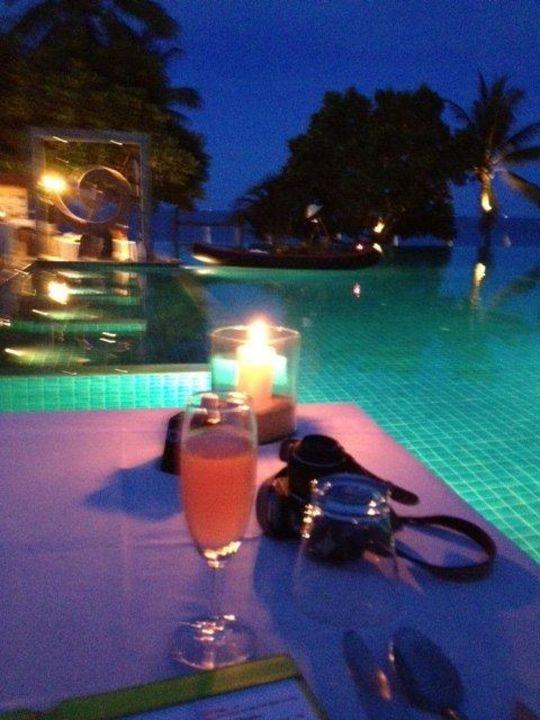 Buffet-Abend Samui New Star Resort